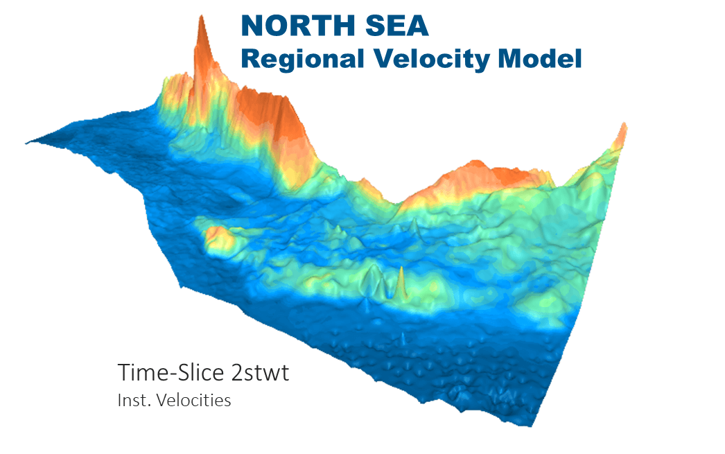 New Generation Regional Velocity Models on the NCS - ESTIMAGES